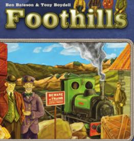 Lookout Games Précommande: Foothills (EN)