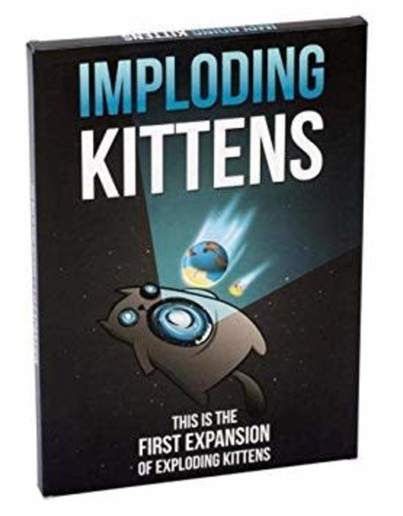 Exploding Kittens Exploding Kittens: Ext. Imploding Kittens (FR)