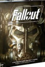 Fantasy Flight Games Fallout: Le Jeu de Plateau (FR)