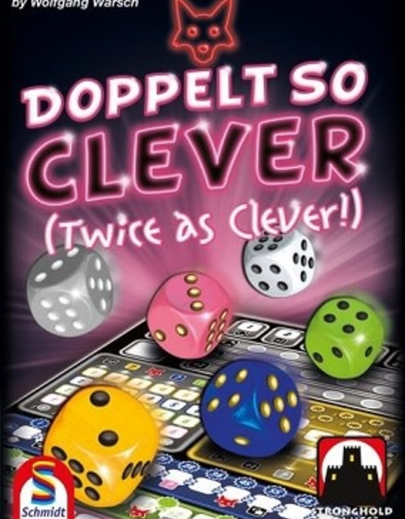 Stronghold Games Twice As Clever ! (EN)