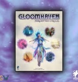 Cephalofair Games Gloomhaven: Ext. Forgotten Circles (EN)