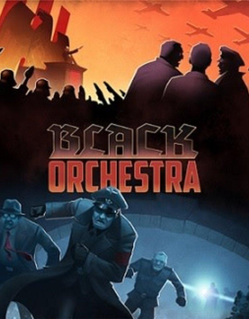 Game Salute Black orchestra (EN) (commande Spéciale)