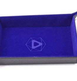 Die Hard Die Hard Dice Tray Rectangle - Bleu (Commande Spéciale)