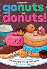 Gamewright Précommande: Go Nuts For Donuts ! (EN)
