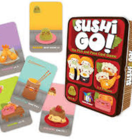 Gamewright Précommande: Sushi Go ! (FR)