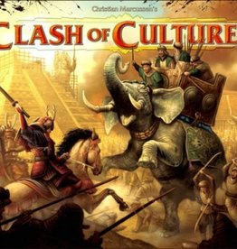Z-Man Games Clash Of Cultures (FR)