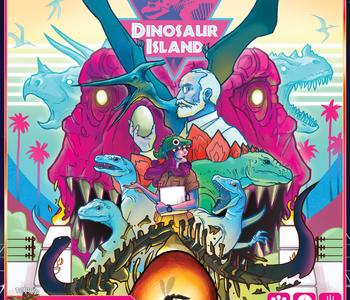Dinosaur Island (FR)