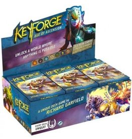 Fantasy Flight Keyforge: L'Age de L'Ascension (FR) Deck