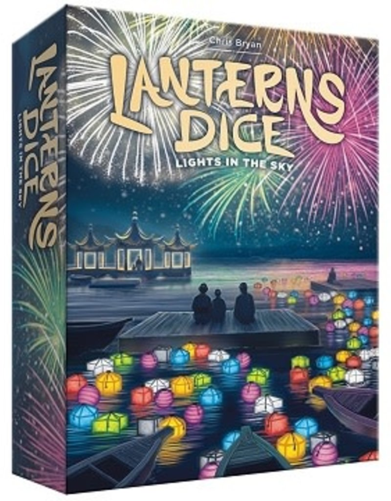 Renegade Game Studio Lanterns Dice: Lights In The Sky (EN)