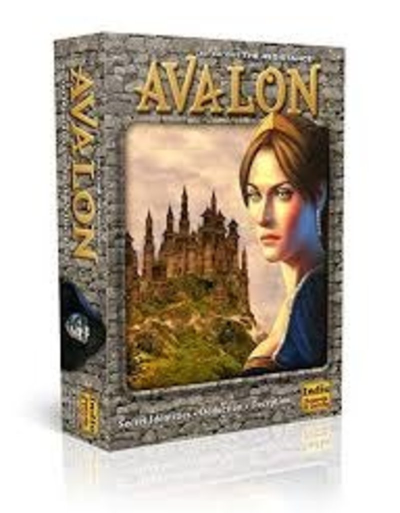 Indie Boards & Cards The Resistance: Avalon (EN)
