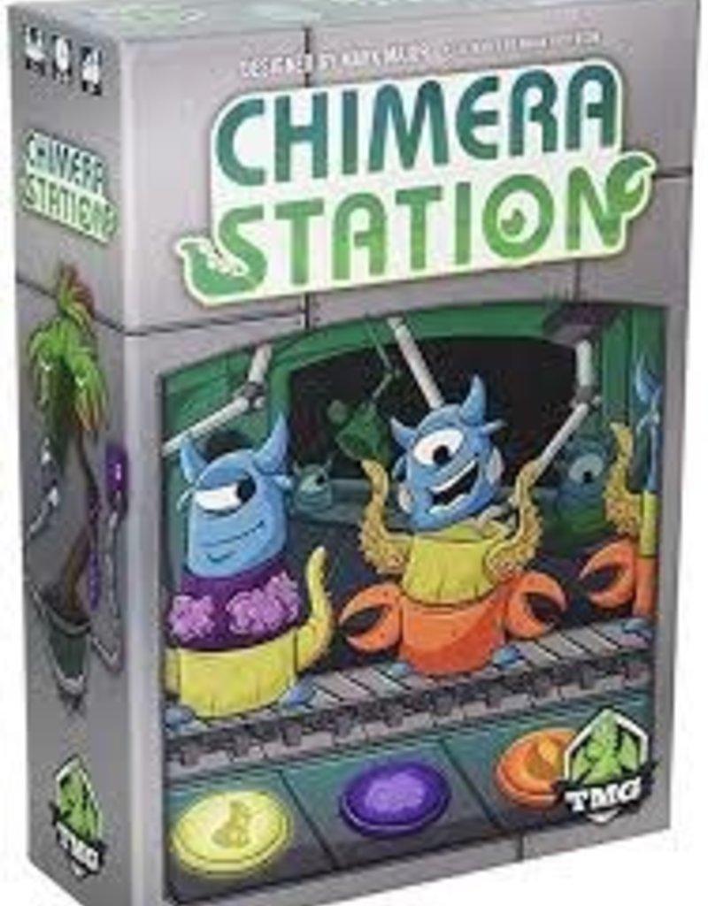 Tasty Minstrel Chimera Station (EN)