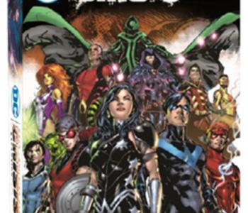 DC Comics DBG: Ext. Crisis Pack 4 (EN) (commande spéciale)