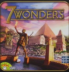 Repos Production 7 Wonders (EN) (Commande Spéciale)