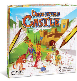 Blue Orange Games Once Upon A Castle (ML)