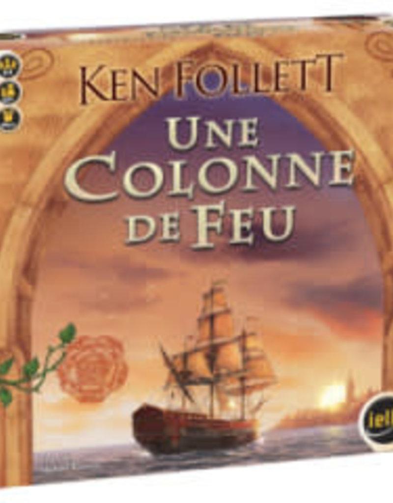 Iello Solde: Une Colonne De Feu (FR)