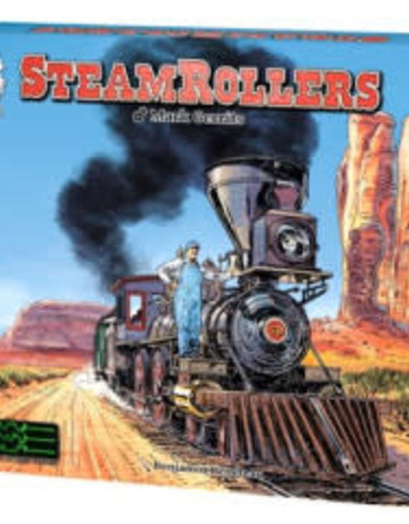 Flatlined Games Solde: SteamRollers (ML)