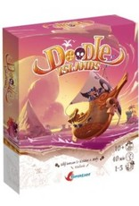 Super Lude Editions Solde: Doodle Islands (FR)