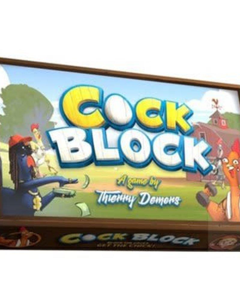 kevins got a gun Solde: Cock Block (FR)