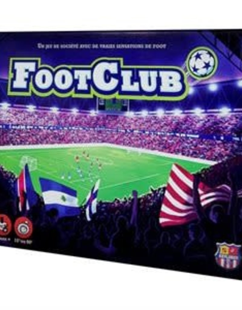 Keylugen Solde: Foot Club (FR)