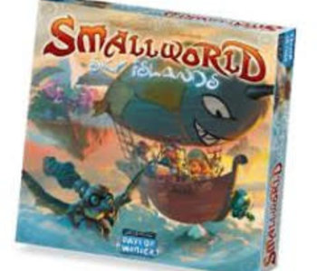 Smallworld: Ext. Sky Islands (FR)