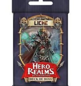 White Wizard Games Hero Realms: Deck Boss Liche (FR)