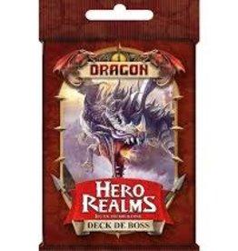 White Wizard Games Hero Realms: Deck Boss Dragon (FR)