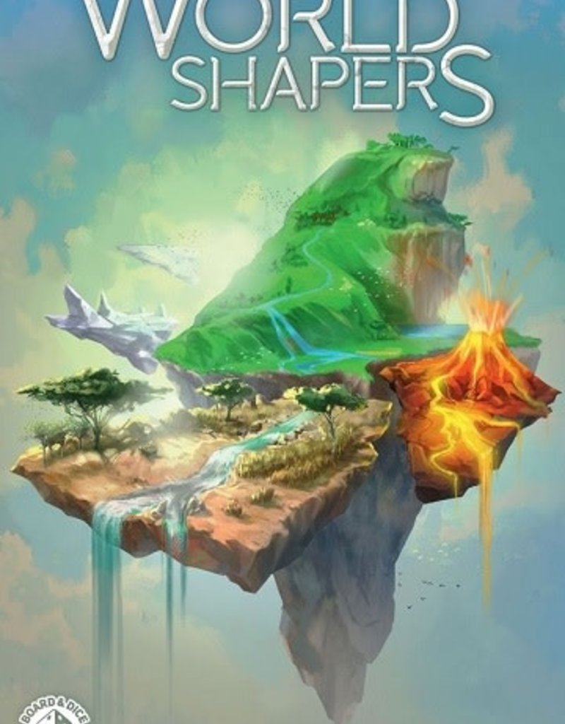 Board & Dice World Shapers (EN)
