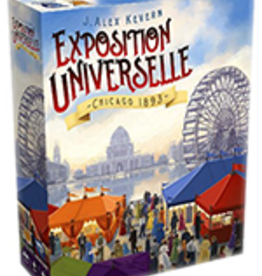 Renegade Game Studio Exposition Universelle: Chicago 1893 (FR)