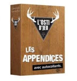Randolph L'Osti D'Jeu: Ext. Les Appendices (FR)