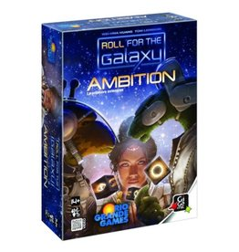 Gigamic Roll For The Galaxy: Ext. Ambition (FR)