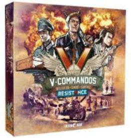 Triton Noir V-Commandos: Ext. Résistance (ML) (commande Spéciale)