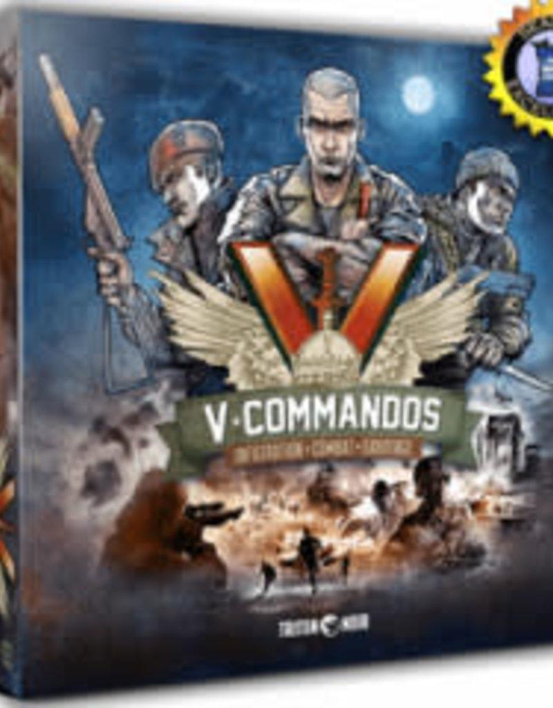 Triton Noir V-Commandos (ML)