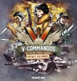 Triton Noir V-Commandos: Ext. Secret Weapons (ML) (Commande Spéciale)