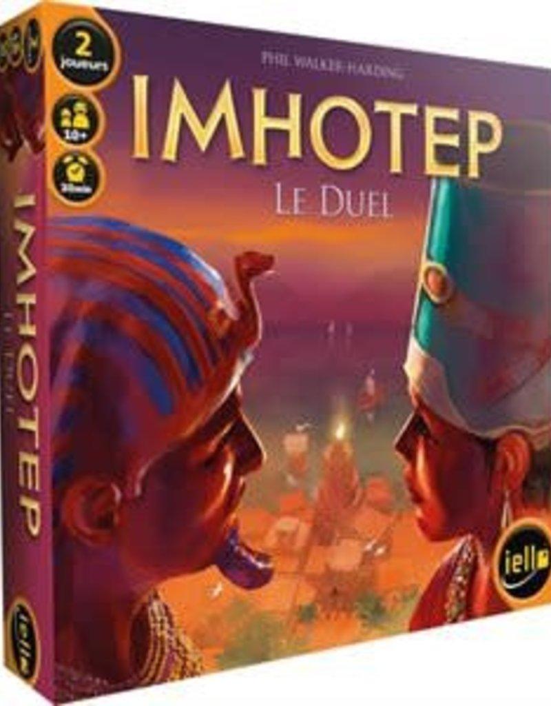 Iello Précommande: Imhotep: Le Duel (FR)