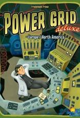 Rio Grande Games Power Grid Deluxe: Europe And North America (EN)