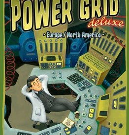 Rio Grande Games Power Grid Deluxe: Europe And North America (EN)
