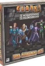 Renegade Game Studio Clank!: Legacy Aquisitions Incorporated: Upper Management Pack (EN)