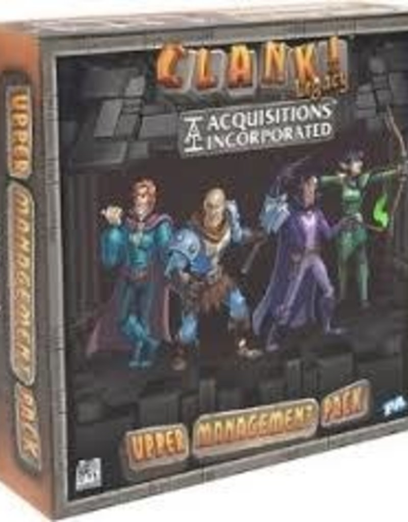 Renegade Game Studios Clank!: Legacy Aquisitions Incorporated: Upper Management Pack (EN)