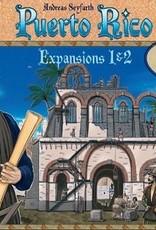 Rio Grande Games Puerto Rico: Ext. 1 & 2 (EN)