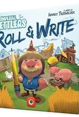 Portal Games Imperial Settlers: Roll & Write (EN)