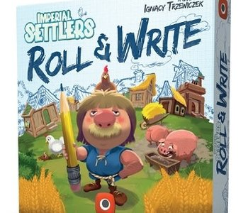 Imperial Settlers: Roll & Write (EN)