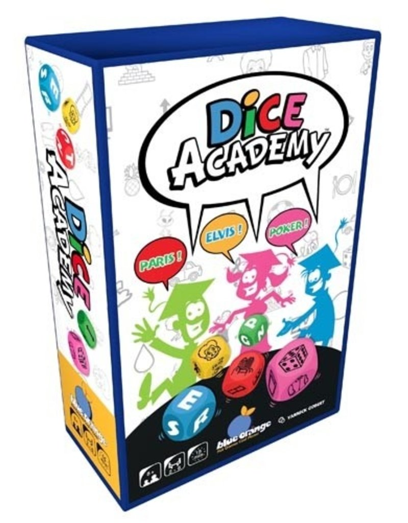 Blue Orange Games Dice Academy (ML)