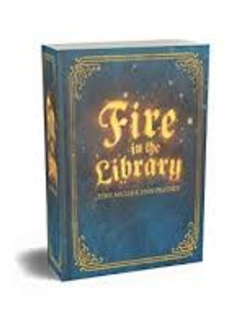 Fire in The Library (EN)