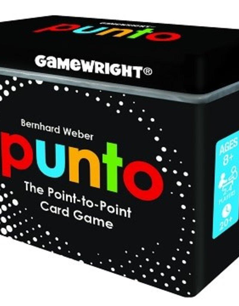 Gamewright Precommande: Punto (EN)