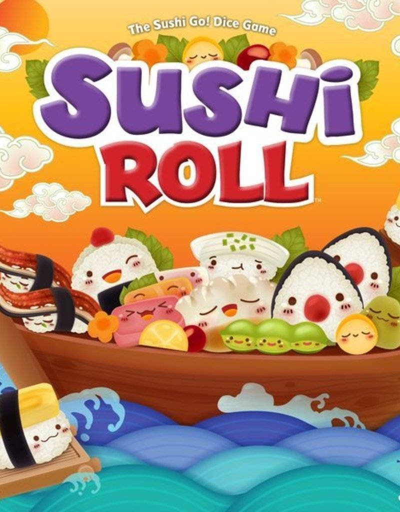 Gamewright Precommande: Sushi Roll (EN)