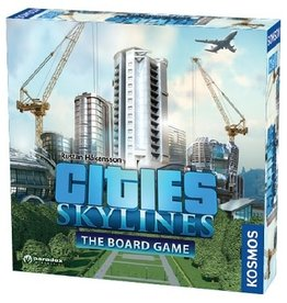 Kosmos Precommande : Cities: Skylines The Boardgame (EN)