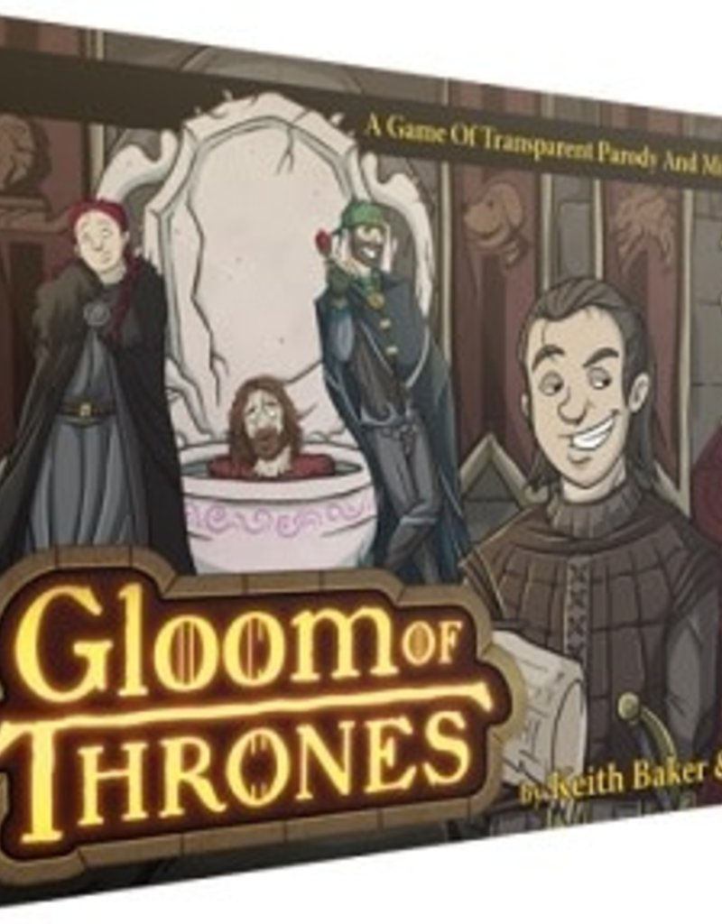 Atlas Games Precommande: Gloom Of Thrones (EN)