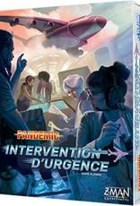 Z-Man Games, Inc. Pandemic: Intervention D'Urgence (FR)