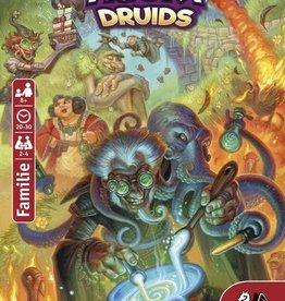 Pegasus Spiele Precommande: Tricky Druids (EN) Date inconnu