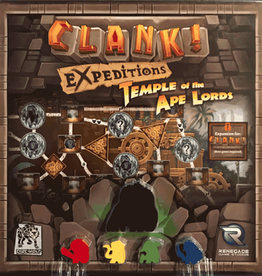 Renegade Game Studio Precommande: Clank!: Ext. Expeditions: Temple Of The Ape Lords (EN)